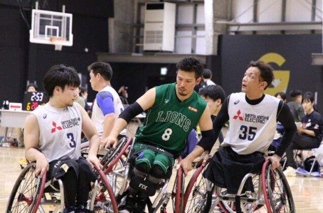 第9回関東カップ車椅子バスケットボール大会
