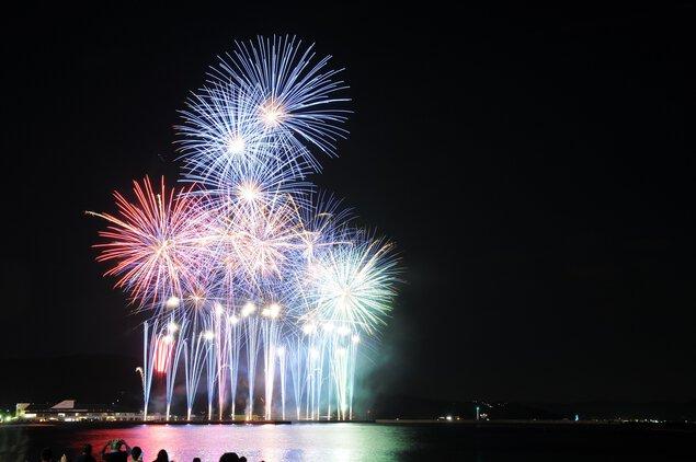 第72回淡路島まつり花火大会