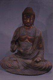 国分寺(福井県小浜市)の釈迦如来坐像 期間限定公開