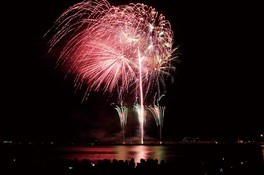 【2020年開催なし】2018久里浜ペリー祭花火大会