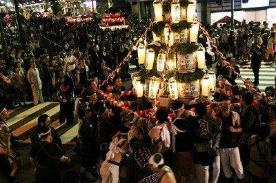 信州上田祇園祭