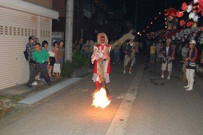 八幡神社祭り