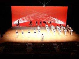 茨城県立大洗高等学校マーチングバンド部「BLUE-HAWKS」演奏会