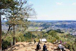 「キャンプ・埼玉」デイキャンプBBQ&ミニハイキング 日和田山