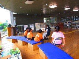 石橋記念公園「おはなしの時間」(7月)