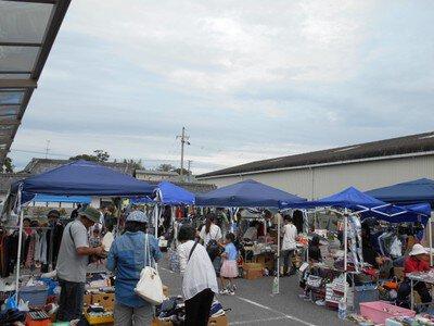 萬崎菱木・スワップミート(9月)
