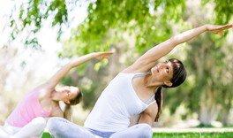 Yoga Trip -Park session-