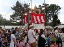 恵庭駅通夏祭り