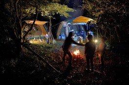 キャンプ・静岡 南伊豆3days 野営キャンプツアー ハイキング&シュノーケリング