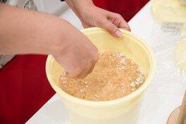 ひよこ豆味噌づくり教室