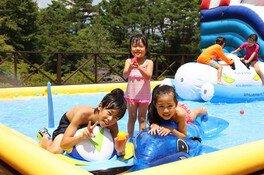 夏休みわんぱく祭り