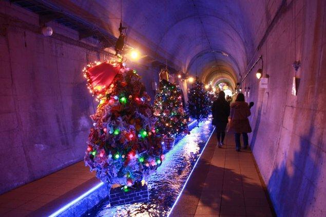 第16回高森湧水トンネルクリスマスファンタジー