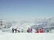 石打丸山スキー場 オープン