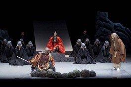 ―狂言劇場 特別版― 能『鷹姫』・狂言『楢山節考』