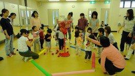 総合運動公園 親子体操教室(5月)