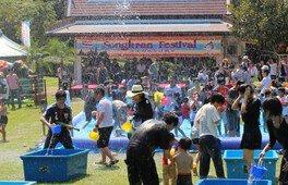 リトルワールド「タイの水かけ祭り ソンクラーン」
