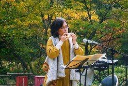 三木家公開8周年記念「田中ひろこオカリナコンサート」