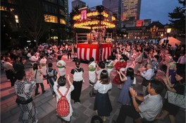 東京丸の内盆踊り2019