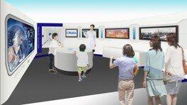 キッザニア東京 期間限定パビリオン「宇宙 水再生研究所」