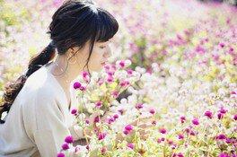 【花・見ごろ】神戸布引ハーブ園/ロープウェイ センニチコウ