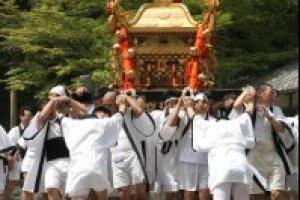 吉御子神社 石部氏神祭礼<中止となりました>