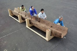 夏季企画展「丸木舟の考古学」