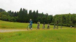 森林公園植物園OSCNセーフティー!サイクリング2018「みんな集まれ!朝の森へ」