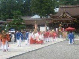 多賀大社 古例祭