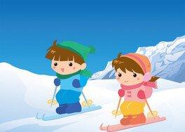 あそびむしスキーキャンプ(3日間)~幼児の自然体験~