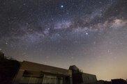 石川県柳田星の観察館「満天星」
