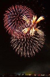 【2020年開催なし】鳥取しゃんしゃん祭 第66回市民納涼花火大会
