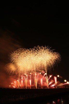 【2020年開催なし】田園夢花火2019 第31回たまむら花火大会