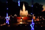 茨城県植物園 Xmasキャンドルナイトin植物園
