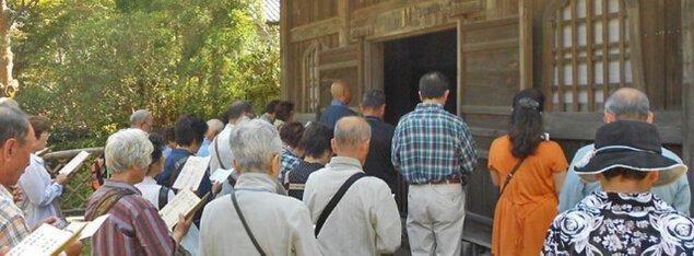 僧侶と巡る鎌倉十三仏(2020年4月西の巡礼)<中止となりました>
