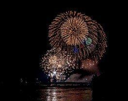 【2020年開催なし】いびがわの祭り「ありがとう花火」