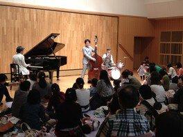 0才からのジャズコンサート(米子)