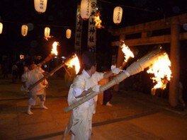 大山神社天神夏越祭