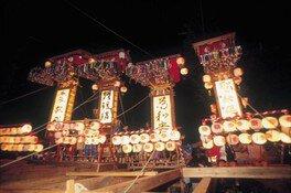 前波曳山祭り
