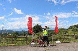 第2回ソーラー充電バイクポイントツアー