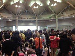 ガレリアかめおか道の駅フリーマーケット(9月)