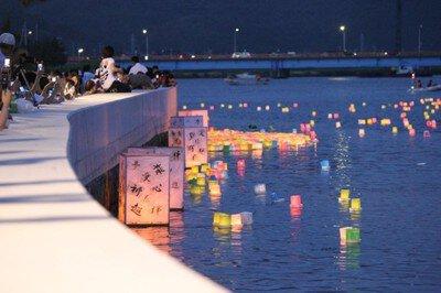 石巻川開き祭り