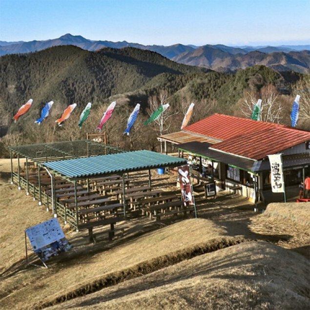 山頂ランチを楽しもう「GW陣馬山ハイク」