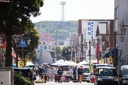 銚子観音・門前軽トラ市 銚子いわしまつり