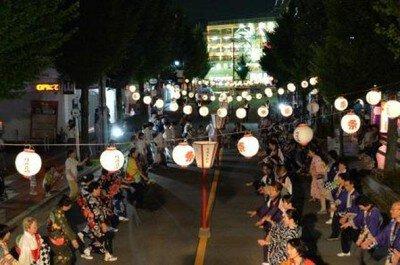 亀岡平和祭 亀岡大踊り大会