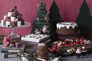 Chocolate×Berry Sweets Buffet ~Christmas~