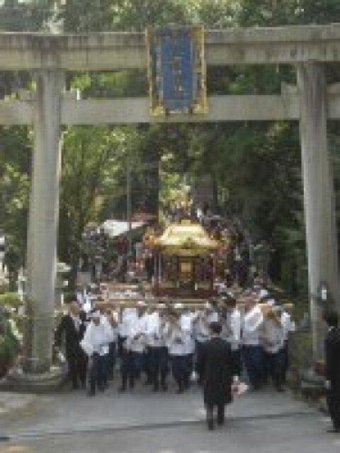 大瀧神社 古例祭<中止となりました>