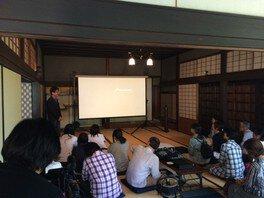 和歌山の歴史的建造物映像上映会
