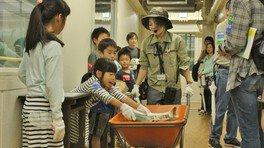 親子でリサイクル教室2 家屋のリサイクルを学ぼう