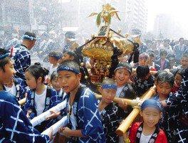 富岡八幡宮例祭<中止となりました>
