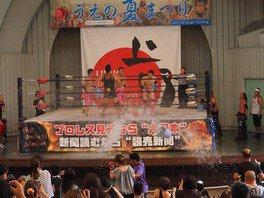 第70回江戸趣味納涼大会うえの夏まつり